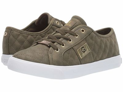 G By Guess - G By Guess Women Olive Backer Lifestyle Sneakers