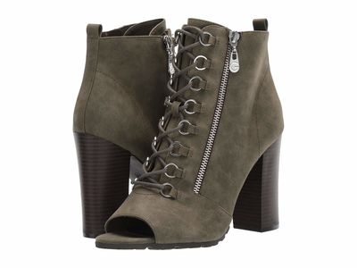 G By Guess - G By Guess Women Olive Beckla Ankle Bootsbooties