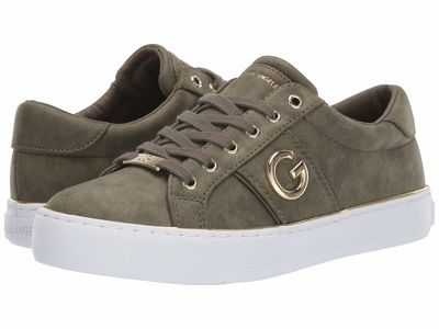 G By Guess - G By Guess Women Olive Grandyy Lifestyle Sneakers