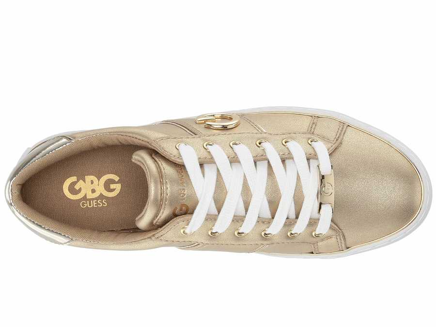G By Guess Women Oro Grandyy Lifestyle Sneakers