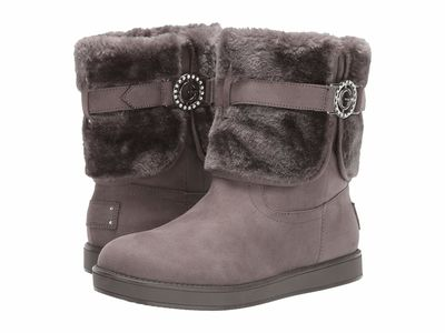 G By Guess - G By Guess Women Slate Alstyn Ankle Bootsbooties