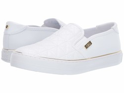 G By Guess Women White Golly Lifestyle Sneakers - Thumbnail