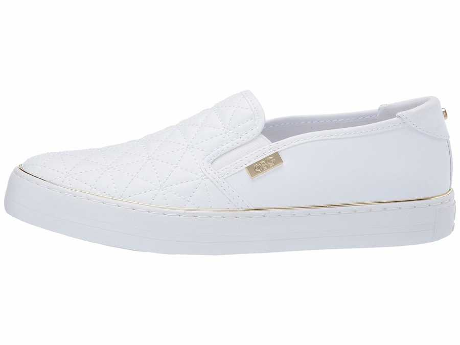 G By Guess Women White Golly Lifestyle Sneakers
