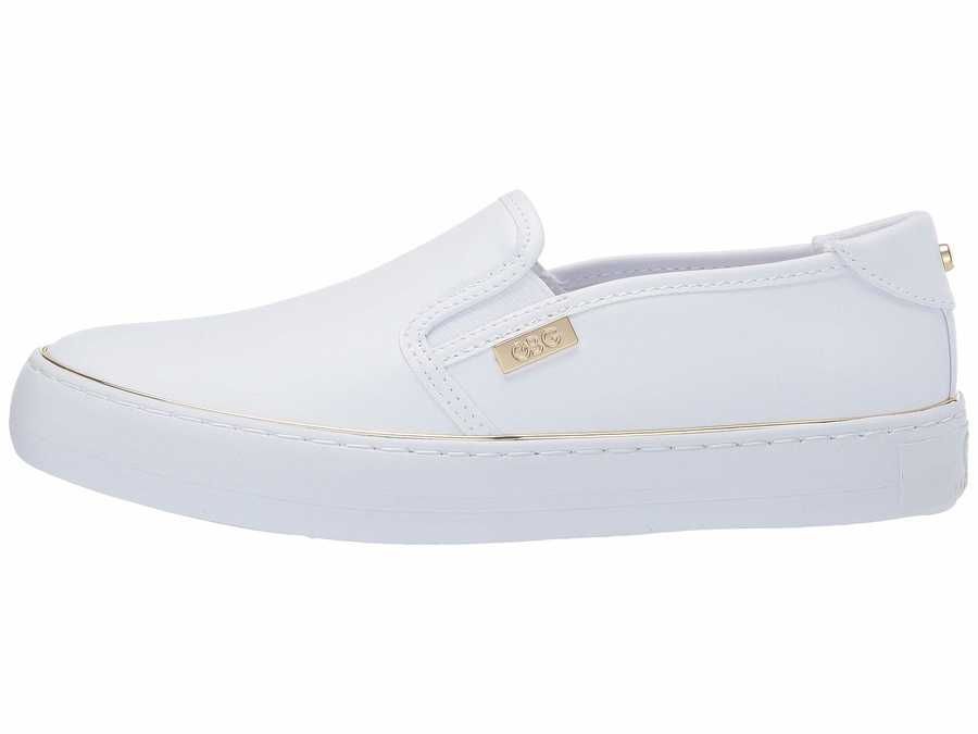 G By Guess Women White Gollys4 Lifestyle Sneakers