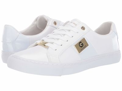 G By Guess - G By Guess Women White Oatsen Lifestyle Sneakers
