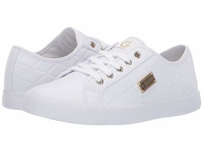 G By Guess - G By Guess Women White Oking Lifestyle Sneakers