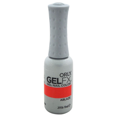 Orly - Gel Fx Gel Nail Color # 30498 - Ablaze 0,3oz
