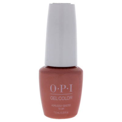 OPI - GelColor Gel Lacquer - G49B Hopelessly Devoted 0,25oz