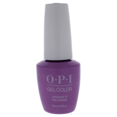 OPI - GelColor Gel Lacquer - HP K07 Lavender To Find Courage 0,5oz