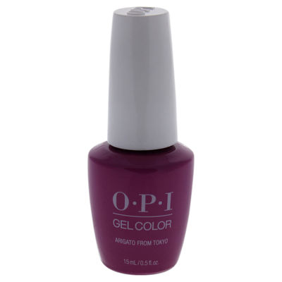 OPI - GelColor Gel Lacquer - T82 Arigato from Tokyo 0,5oz