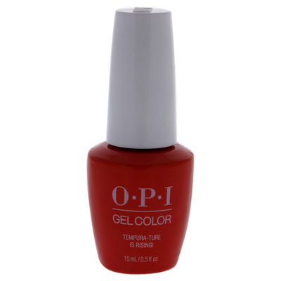 OPI - GelColor Gel Lacquer - T89 Tempura-Ture is Rising 0,5oz
