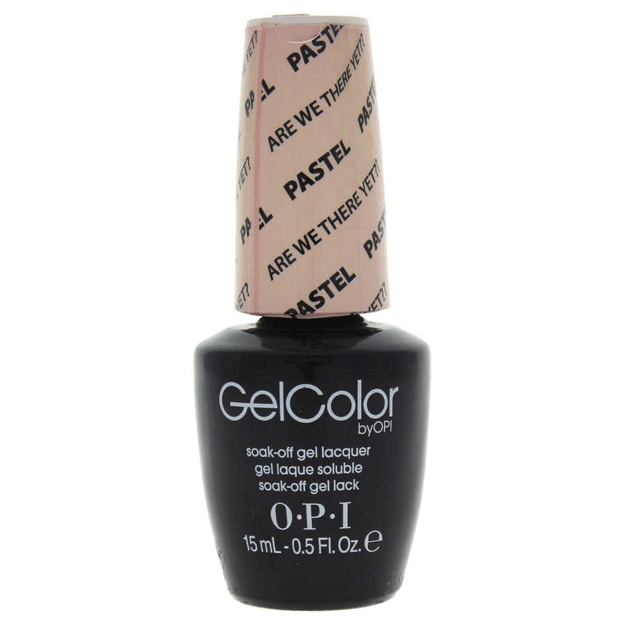 GelColor Soak-Off Gel Lacquer - 105 Are We There Yet? Pastel 0,5oz
