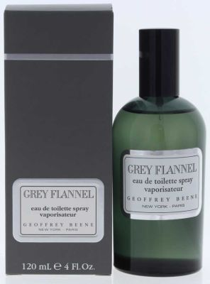 Geoffrey Beene - Geoffrey Beene Grey Flannel EDT 120 ML (4.0oz) Men Perfume (Original)