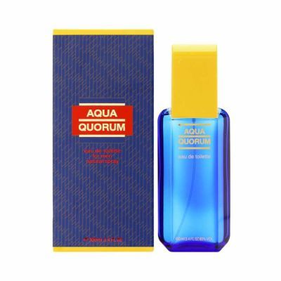 Giorgio Armani - Giorgio Armani Aqua Quorum EDT 100 ML (3.4oz) Men Perfume (Original)