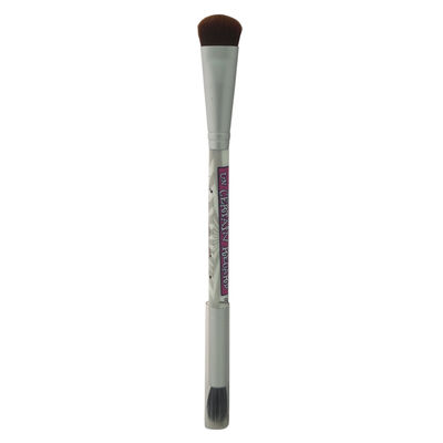 the Balm - Give Crease a Chance - Double-Ended Shadow/Crease Brush 1Pc