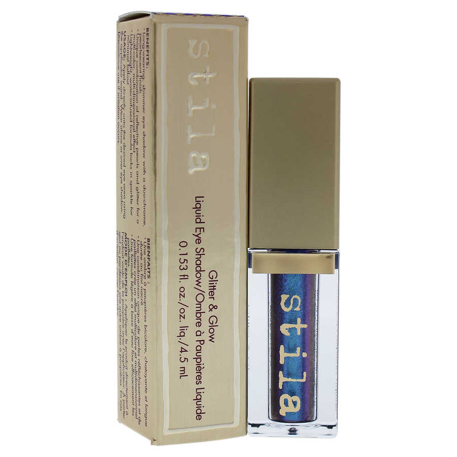 Glitter & Glow Liquid Eye Shadow - Into The Blue 0,153oz