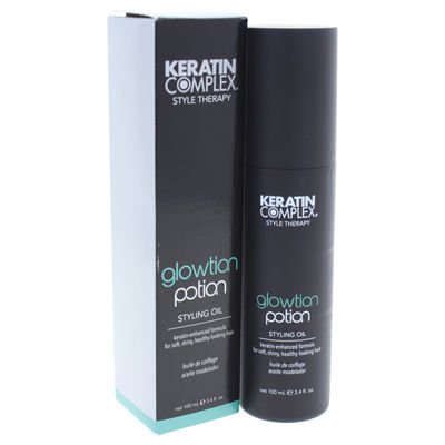 Keratin Complex - Glowtion Potion Styling Oil 3,4oz