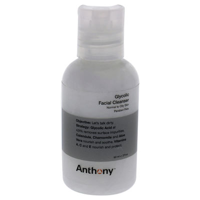 Anthony - Glycolic Facial Cleanser 2oz