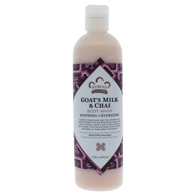 Nubian Heritage - Goats Milk and Chai Body Wash 13oz