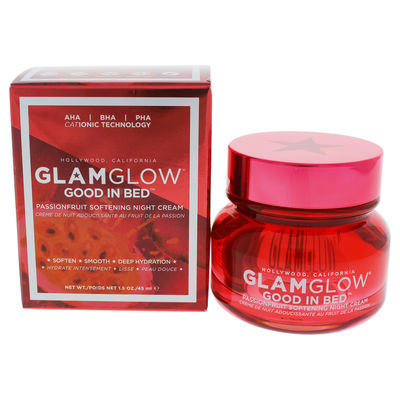 Glamglow - Good in Bed Passionfruit Softening Night Cream 1,5oz