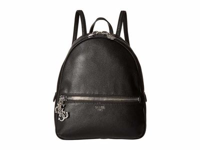 Guess - Guess Black Urban Chic Large Backpack