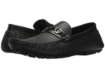 Guess - Guess Men Black Adlers Loafers