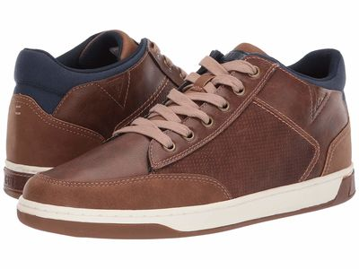 Guess - Guess Men Medium Brown Bosco Lifestyle Sneakers