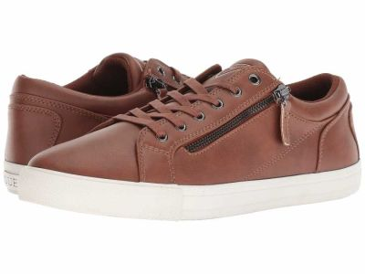 Guess - GUESS Men's Brown Moreau Lifestyle Sneakers