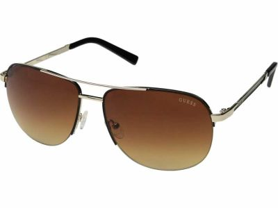 Guess - Guess Men's GF0164 Fashion Sunglasses