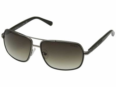 Guess - Guess Men's GF5035 Fashion Sunglasses