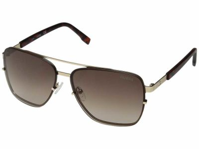 Guess - Guess Men's GF5038 Fashion Sunglasses