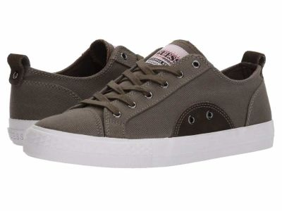 Guess - GUESS Men's Olive Provo Lifestyle Sneakers