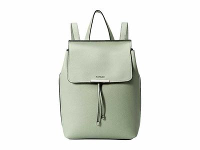 Guess - Guess Mint/Silver Varsity Pop Backpack