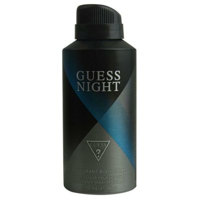 Guess - Guess Night Deo Body Ray 150 ML (5.0oz) Men Perfume (Original)