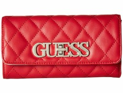 Guess Red Sweet Candy Slg Multi Clutch Tri-Fold Wallet - Thumbnail