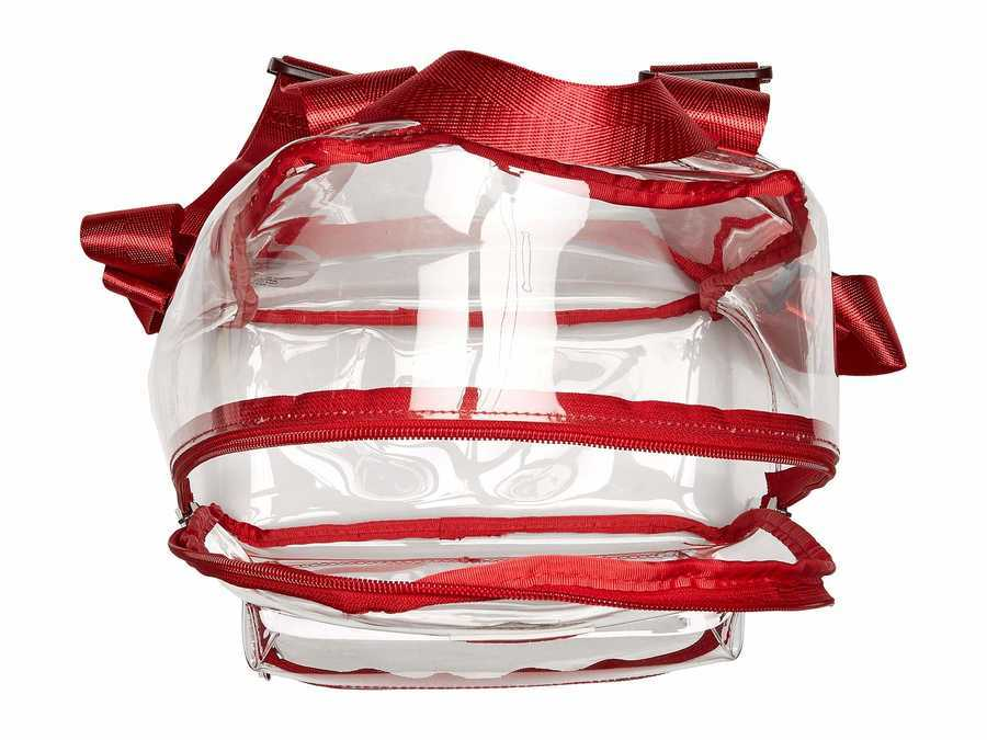 Guess Red Vision Mini Backpack
