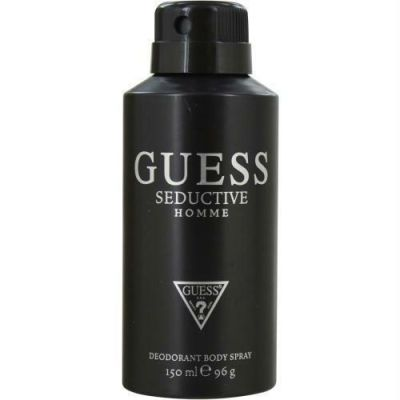 Guess - Guess Seductive Homme Deo Body Ray 150 ML (5.0oz) Men Perfume (Original)