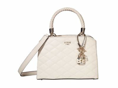Guess - Guess Stone Penelope Small Girlfriend Satchel Satchel Handbag