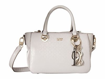 Guess - Guess Stone Tamra Small Society Satchel Handbag