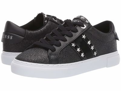 Guess - Guess Women Black Ganessa Lifestyle Sneakers