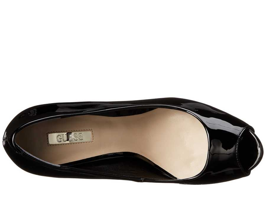 Guess Women Black Pavell Pumps