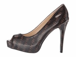 Guess Women Brown Pavell Pumps - Thumbnail
