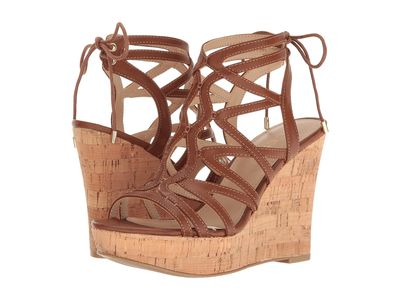 Guess - Guess Women Medium Natural Huyana Heeled Sandals