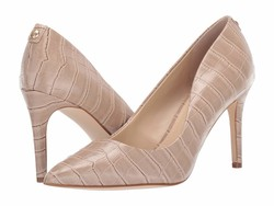 Guess Women Nude Bennie Pumps - Thumbnail