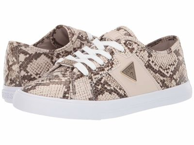 Guess - Guess Women Tan Pacing Lifestyle Sneakers