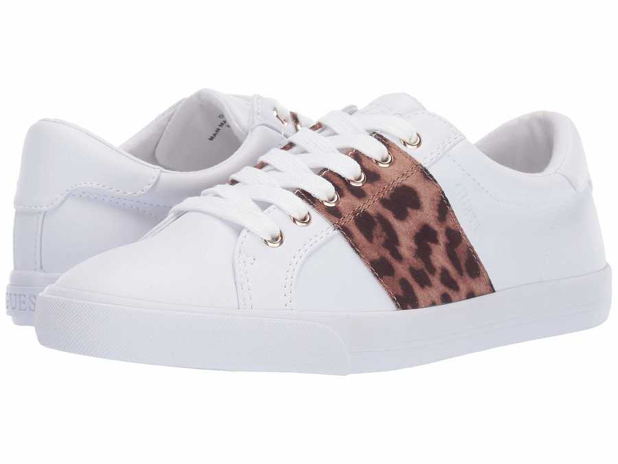 Guess Women White Listing Lifestyle Sneakers
