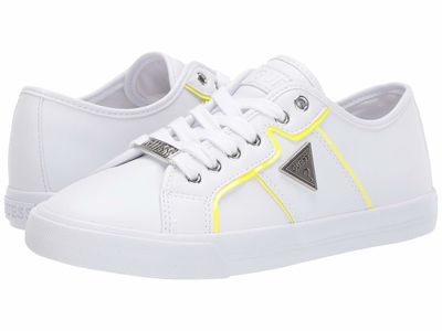 Guess - Guess Women White Paces Lifestyle Sneakers