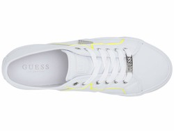 Guess Women White Paces Lifestyle Sneakers - Thumbnail