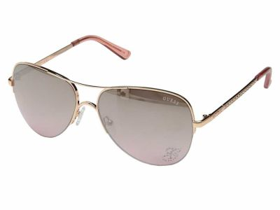 Guess - Guess Women's GF6058 Fashion Sunglasses