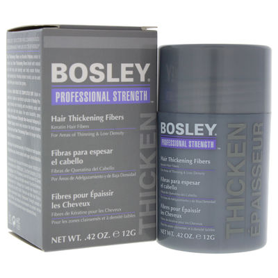 Bosley - Hair Thickening Fibers - Light Brown 0,42oz